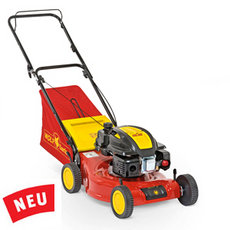 Benzinrasenmäher: Wolf-Garten - Expert 420 A