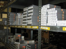 Motorsägen: Stihl - Schutzhose  für Motorsägenarbeiten