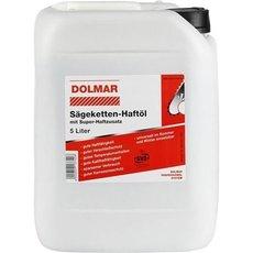 Sägekettenöle: Dolmar - Sägekettenhaftöl 5 Liter