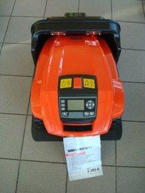 Gebrauchte  Mähroboter: Sabo - Sabo Automatischer Rasenmäher Mowit500 (gebraucht)