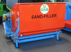 Gebrauchte  Bodenbearbeitungstechnik: GKB - Sandfiller (gebraucht)