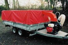 Laubsauger: Trilo - Saugeinheit SU40 TL Bordwandsauger