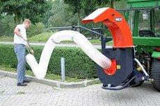 Laubsauger: Trilo - Sauggerät SU60  Hydr. (Grundgerät)