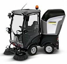 Kommunaltechnik: Kärcher - Saugkehrmaschine MIC 50 Advanced Comfort