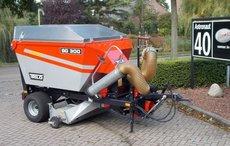 Anbaugeräte: SG 300 - Saugwagen