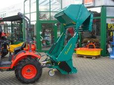 Anbaugeräte: Scantec - Scantec Green 120