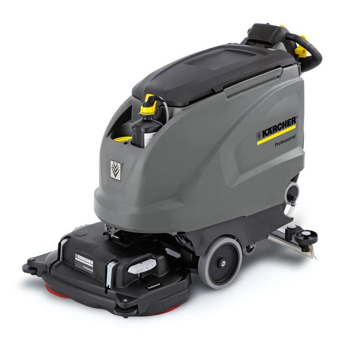 Angebote                                          Reinigungstechnik:                     Kärcher - Scheuersaugmaschine B 60 W (Schnäppchen!)