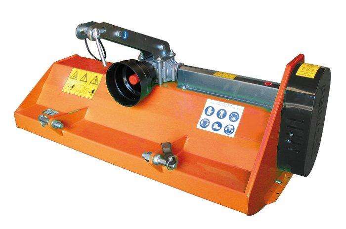 Gebrauchte                                          Schlegelmäher:                     Kubota - Schlegelmäher Fox 1200 (402) (gebraucht)