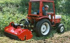 Bodenpflegetechnik: WAM - agritec - Schlegelmäher und Schlegelmulcher
