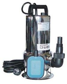 Schmutzwasserpumpen: Güde - Schmutzwassertauchpumpe Profisub B