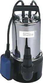 Schmutzwasserpumpen: Güde - Schmutzwassertauchpumpe GS 7500 l