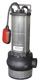 Schmutzwasserpumpen: Güde - Schmutzwassertauchpumpe DX 1000 l
