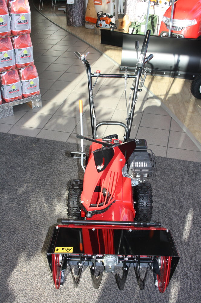 Gebrauchte                                          Schneeschieber:                     Honda - Schneefräße Honda HS622 (gebraucht)