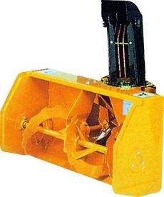 Zero-Turn Zubehör: Walker Mowers - Mechanische Höheneinstellung