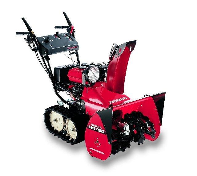 Schneefräsen:                     Honda - Schneefräse Honda HS 760 TS