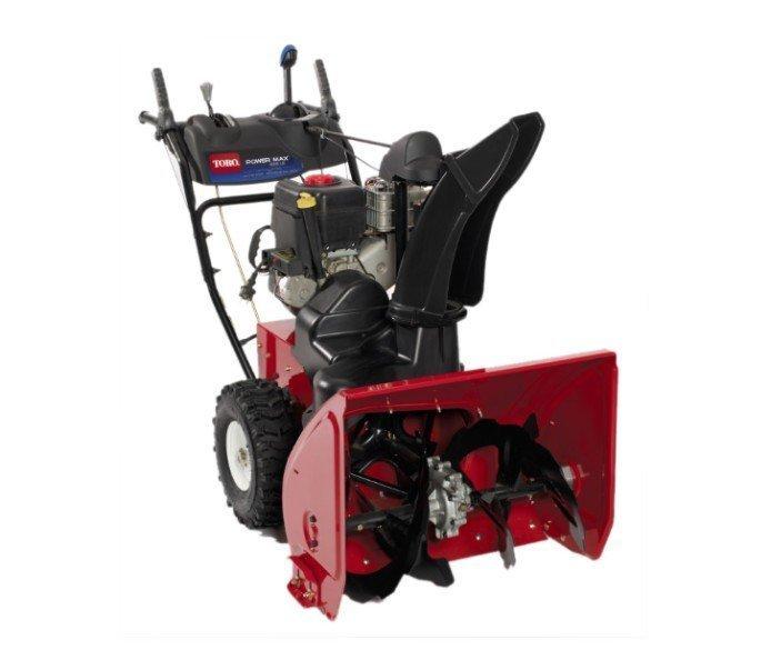 Angebote                                          Schneefräsen:                     Toro - Schneefräse Power Max 826 OEV (38817) (Aktionsangebot!)