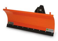 Bodenbearbeitungsmaschinen: Eco Tech - Schneepflug EPA-3 / 160cm + Kunststoffleiste & Hydr. Verstellung