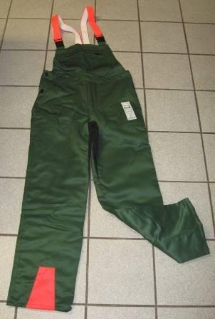 Hosen:                     Granit - Schnittschutzhose Gr. 58