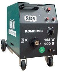Werkzeuge: SBN - Schutzgasschweißgerät 250 - 4 D