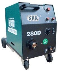 Werkzeuge:                     SBN - Schutzgasschweißgerät 280-4 D (400 Volt)