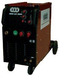 Werkzeuge: SBN - Schutzgasschweißgerät MIG LK 350