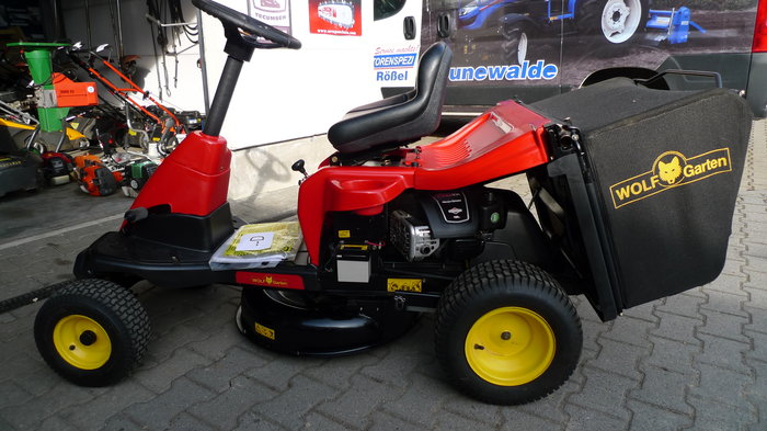 Wolf Scooter mini