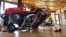 : Honda - HRX 476 C2 HY