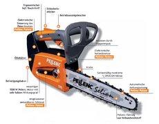 Akkumotorsägen: Pellenc - Selion C15