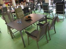Gartenmöbel: KETTLER - Sitzgruppe Liano - Schnäppchenmarkt Abholpreis