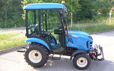 Kompakttraktoren: Smart Trac - Smart Trac