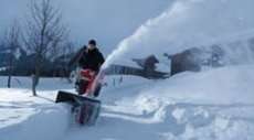 Schneefräsen: Husqvarna - ST 227 P