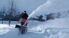 Schneefräsen: Honda - HSS 970A TD