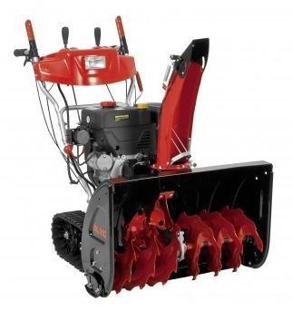 Schneefräsen:                     AL-KO - SnowLine 760 TE