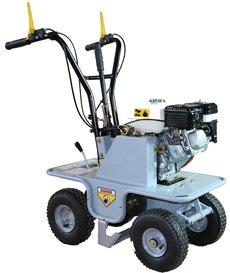 Mieten  Sodenschneider: KommTek - Sodenschneider / Rasensodenschneider / Rasenschälmaschine (mieten)