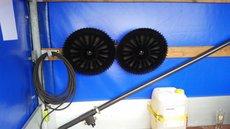 Mieten  Heißwasser-Hochdruckreiniger: Kärcher - Solarreinigungsanhänger (mieten)