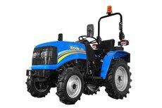 Gebrauchte  Allradtraktoren: Solis - Solis 20 Allrad-Traktor mit Schlegelmulcher - Ausstellungs-Neumaschine & nicht (gebraucht)