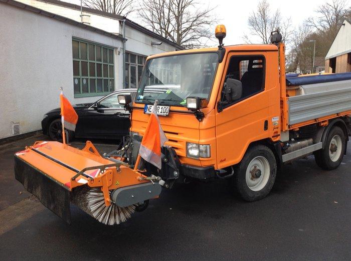 Gebrauchte                                          Allzwecktransporter:                     Bonetti - Sonstige Bonetti F100X E05 nur Grundfahrzeug (gebraucht)