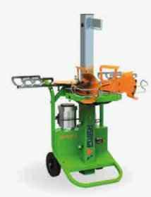 Holzspalter: Posch - Spaltaxt 8 Spezial PZG-E5,5 Turbo (Art.-Nr. M6167)