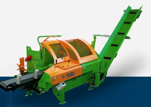 Holzspalter:                     Posch - SpaltFix S-280 Z Turbo