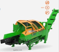 Holzspalter: Posch - HydroCombi 26 PZG-R