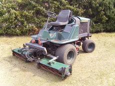 Gebrauchte  Spindelrasenmäher: Hayter - Spindelmäher LT324 (gebraucht)