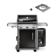 Gasgrills: Weber-Grill - Spirit E-320 Premium GBS Black Art.-Nr.46713379