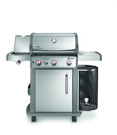 Gasgrills: Weber-Grill - Genesis II E-410 GBS