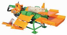 Holzspalter: Posch - HydroCombi 13 B5,5D-V2+L