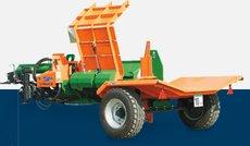 Holzspalter: Posch - SplitMaster 30 PZG-E15D mit Fahrwerk