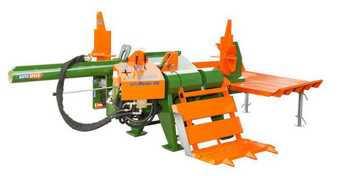 Holzspalter:                     Posch - SplitMaster 30 PZG-E7,5D