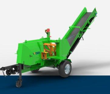 Holzspalter:                     Posch - SplitMaster 35 Spezial E30 600