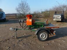 Mieten Holzspalter: Posch - SplitMaster 9 E5,5-R-PKW (Art.-Nr. M2350SBLR)  (mieten)