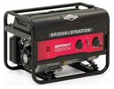 Stromerzeuger: Briggs & Stratton - Sprint 2200 A