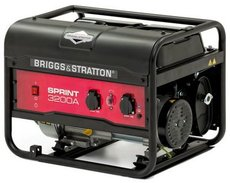 Stromerzeuger: Honda - EM 5500 CXS